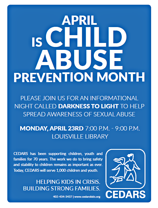 2018 04 11 CEDARS child abuseprevention