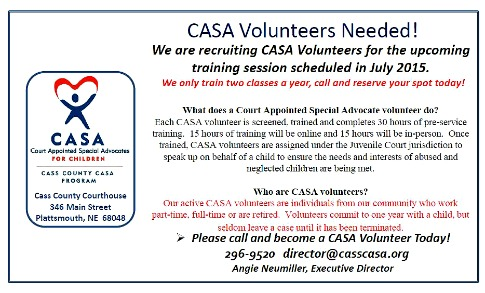2015-06-17 CASA_volunteers_needed