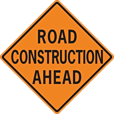2018 08 15 road construction sign