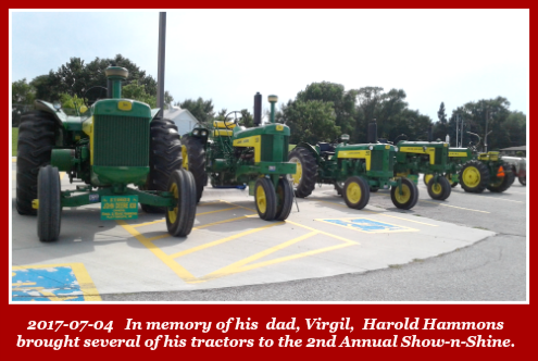 2017 07 04 MFF Hammons memorial tractors
