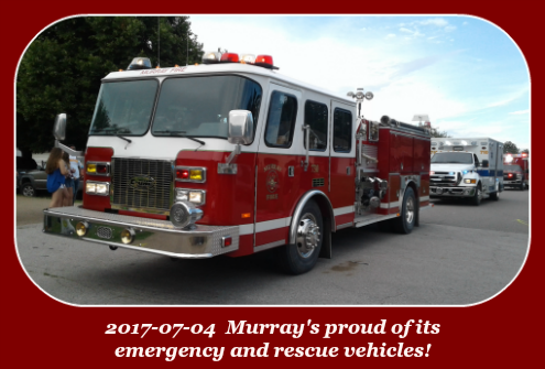 2017 07 04 Murrays rescue vehicles