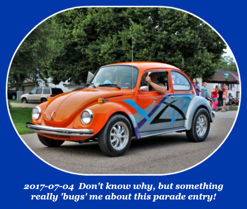 2017 07 04 parade VW Bug