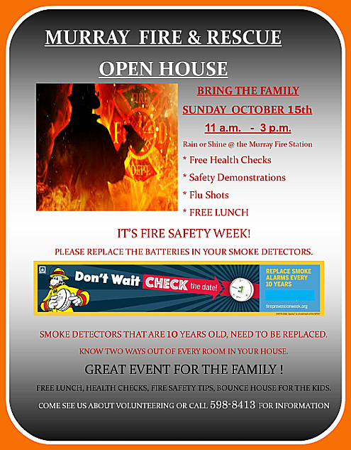 2017 0 11 MUR FIRE OPEN HOUSE