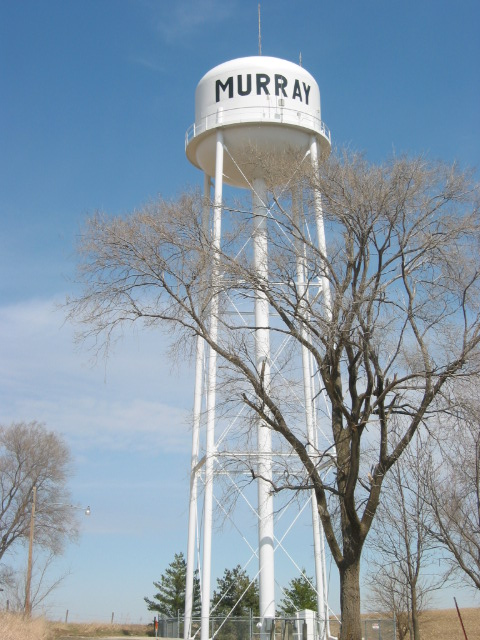 04-01-09 Murray_Water_Tower