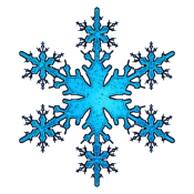 snowflake clipart images india
