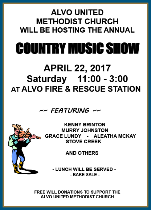 2017 04 19 ALV Country Music show