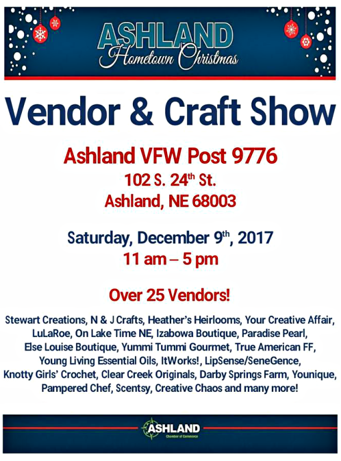 2017 12 06 ASH VFW CraftShow