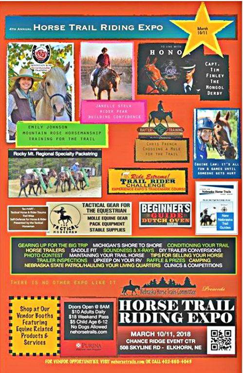 2018 02 28 ELK Horse Trail Riding Expo 500