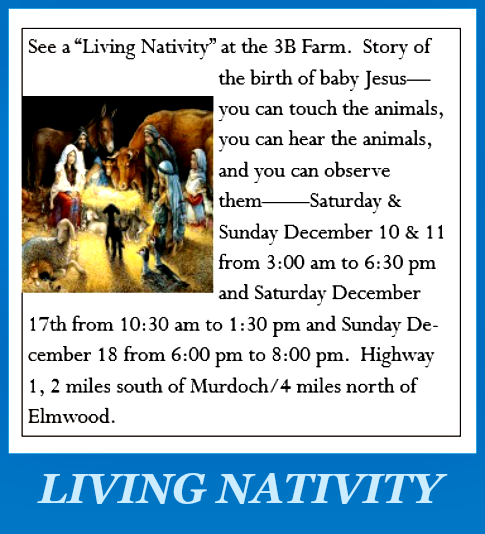 2016 12 07 ELM Living Nativity