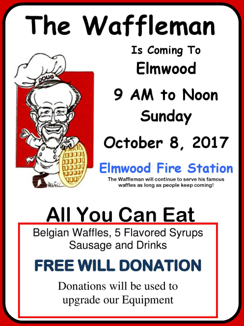 2017 09 13 ELM Fire Rescue Waffleman