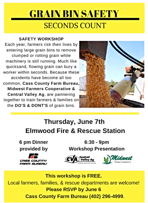 2018 06 06 ELM fire rescue GrainBinSafetyWorkshop 1