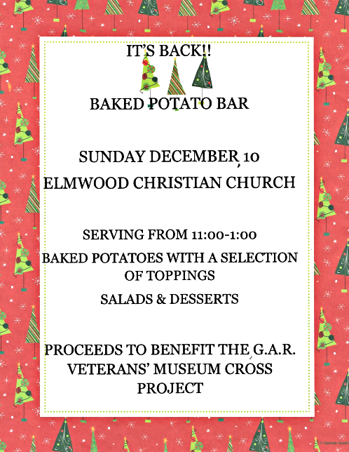 2017 11 29 ELM Christian potato bar