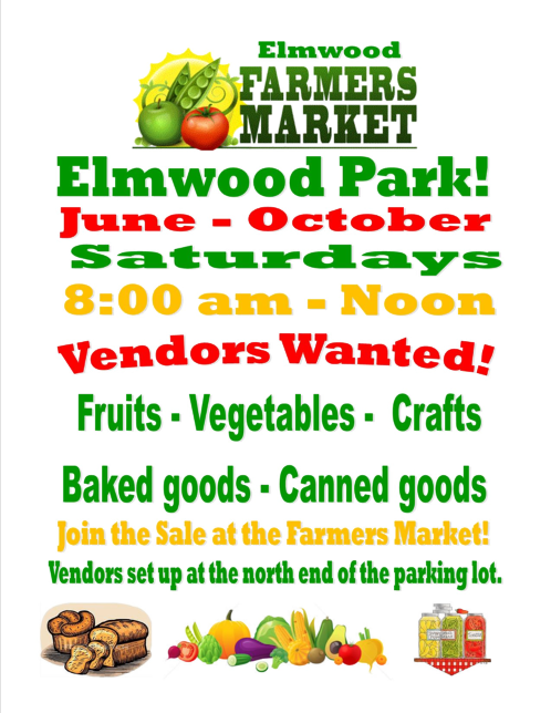 2018 06 06 ELM Farmers Market Vendors wanted 1