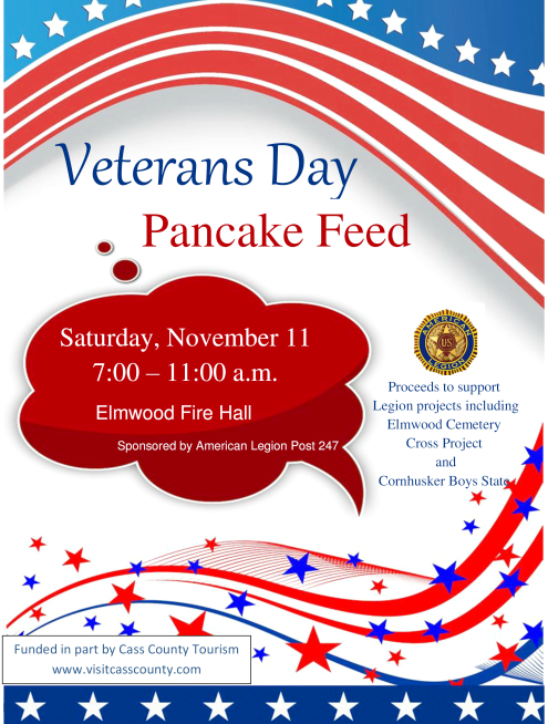 2017 11 01 ELM Vets day pancakes