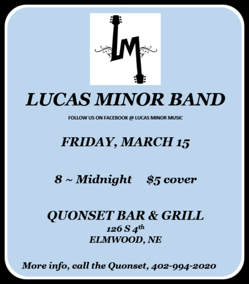 2019 03 06 Elm Quonset Lucas Minor Band 1