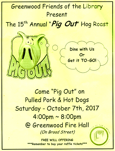 2017 09 20 GRN Library Pig Out