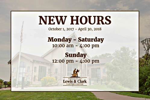 2018 02 28 NC Lewis Clark new hours