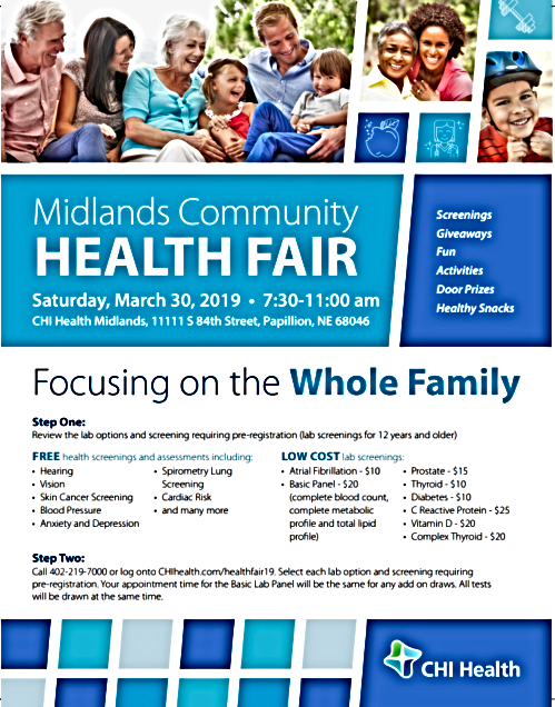 2019 02 20 Midlands Health Fair