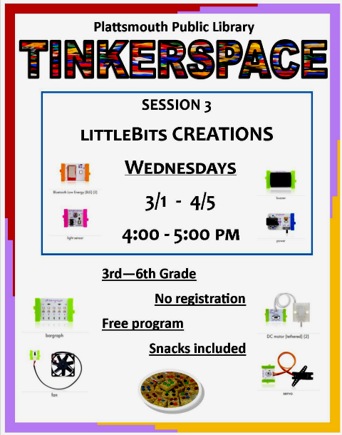 2017 03 15 PLT Library Tinkerspace