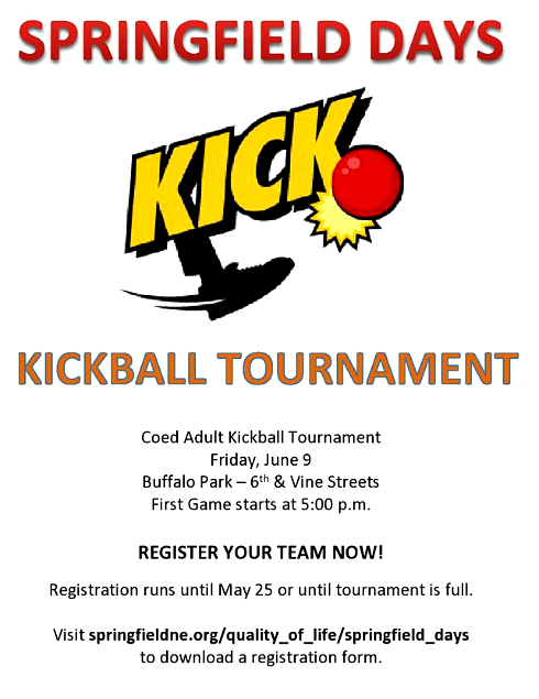 2017 05 24 SPR KickBall Tournament 2017