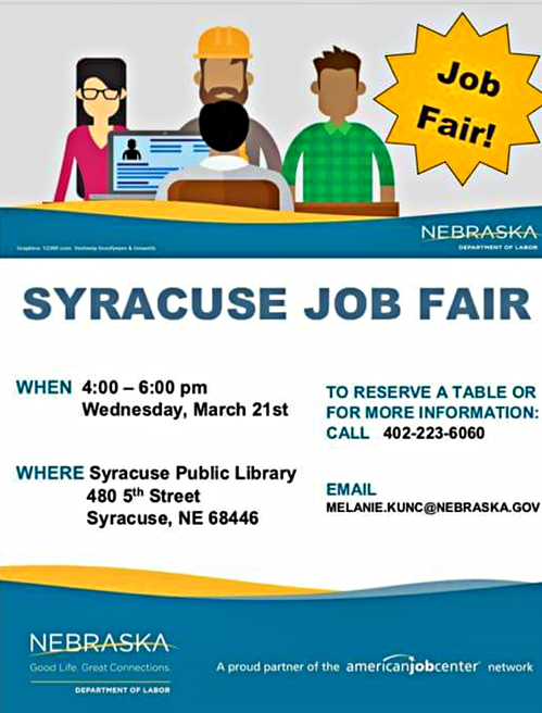 2017 03 07 Syr Job Fair