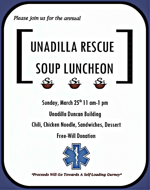 2018 02 28 UNA Rescue Soup Supper