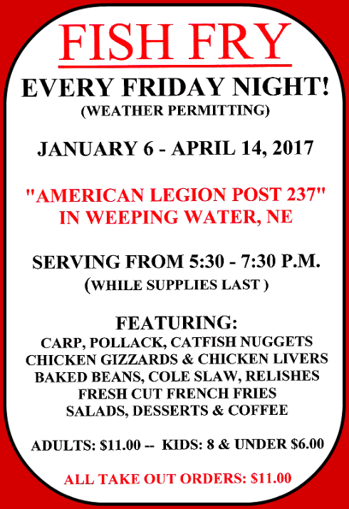 2017 01 04 WW lEGION fish fry