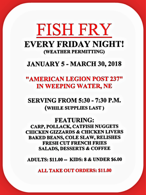 2018 01 31 WW Legion fish fry