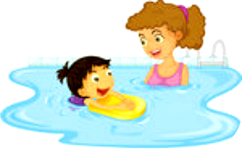 2016 06 07 child and mom swimming