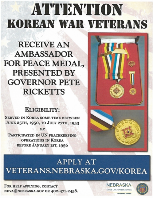 2018 06 06 Korean Medal Flyer 001 500