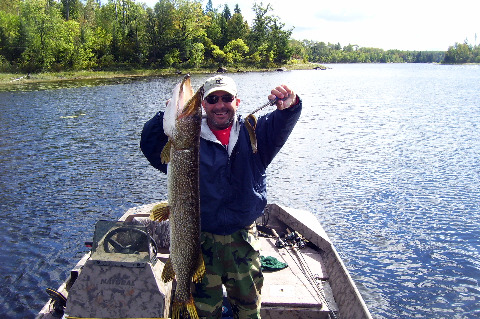 09-11-2010_Phil_Callahan_w_northern_pike___eel