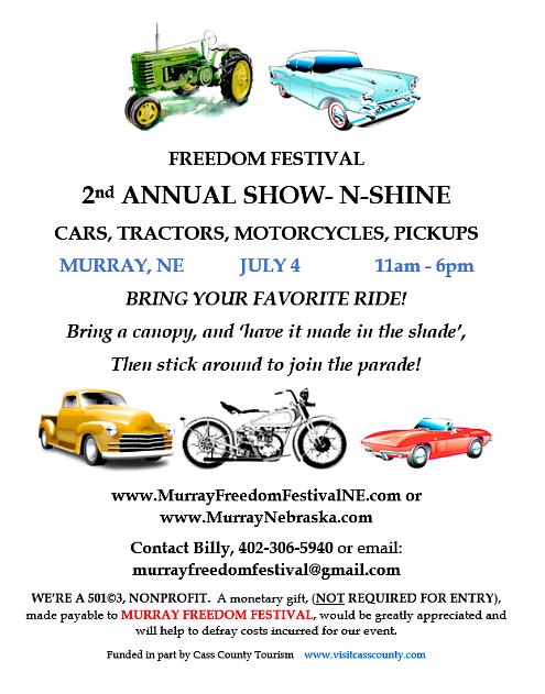 Murray Newsletter - June 28, 2017
