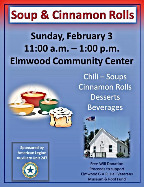 2019 01 16 ELM Soup Supper Flyer Feb 2019