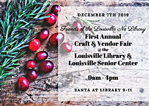 2019 11 13 LSV Library craft fair 1 1