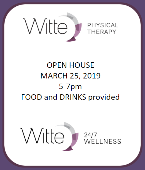 2019 03 20 WITTE OPEN HOUSE 1