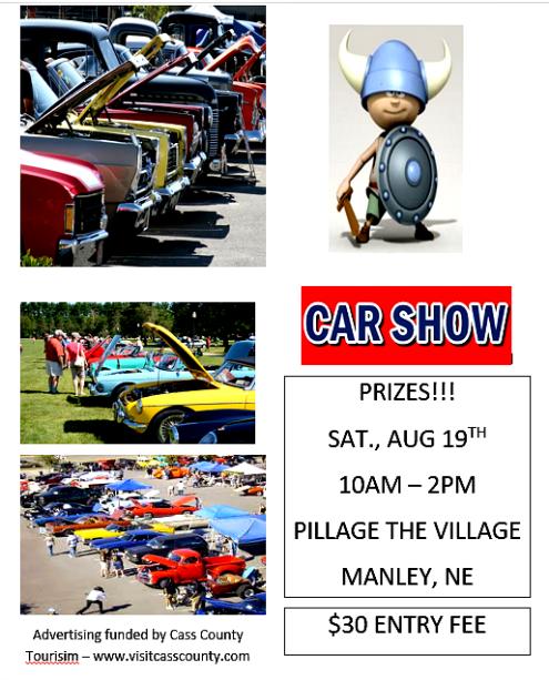 Sidney Ne Car Show